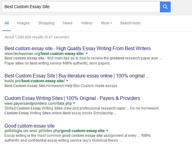 kurilo.pro essay поиск